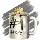 #1 Hero All Might by coffeecogs