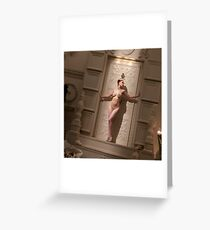 """""""Queen of the Night"""" Greeting Card"""