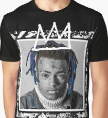 xxxtentacion rip shirt tribute merch Graphic T-Shirt