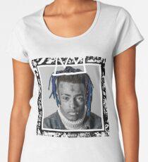 xxxtentacion rip shirt tribute merch Women's Premium T-Shirt