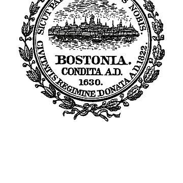 Boston Classic Seal by 5thcolumn