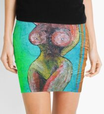 Femme Fatale Mini Skirt
