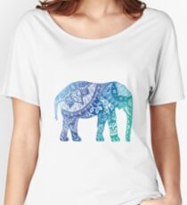Blue Elephant Women's Relaxed Fit T-Shirt