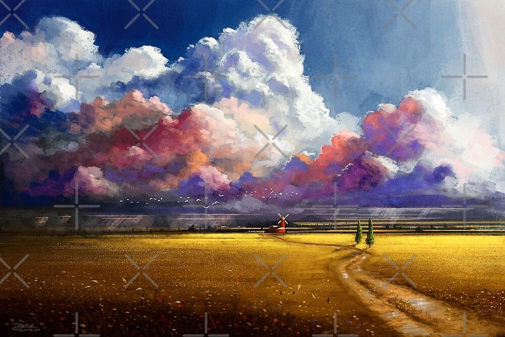 «La tormenta» de Roberto Nieto