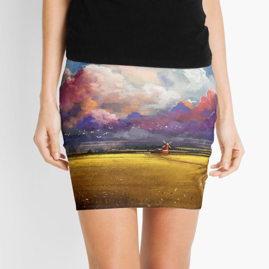 The Storm Mini Skirt