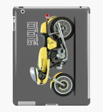 The 900 Super Sport 1977 iPad Case/Skin
