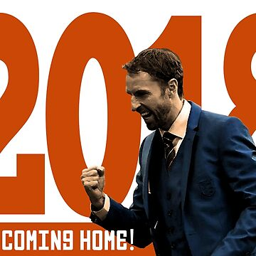 It's Coming Home - 2018 by MacklinDocrt
