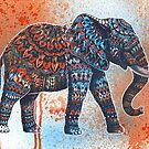 «Tangerine Sky Elephant» de BioWorkZ