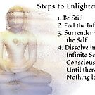 The 4 Steps To Enlightenment by Jon Shore