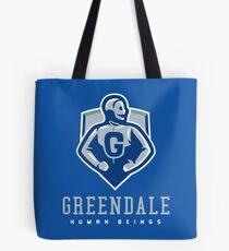 Greendale Human Beings Tote Bag