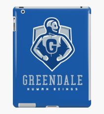 Greendale Human Beings iPad Case/Skin