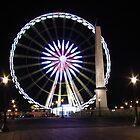 Place de la Concorde von Elena Skvortsova