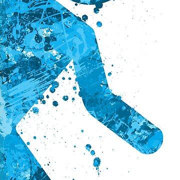 Portal - Blue Half (Lite) by jsumm52