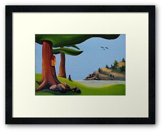 Birdhouse by Sarah  Mac