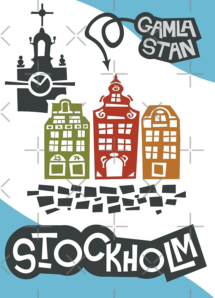 Stockholm by followthatyak
