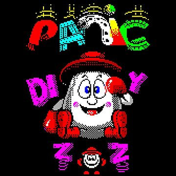Gaming [ZX Spectrum] - Panic Dizzy by ccorkin
