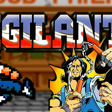 Vigilante Master System by marcusfpa