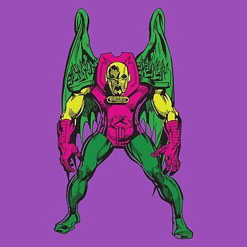 Annihilus by BSMNT-GRVYRD