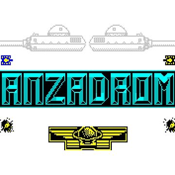 Gaming [ZX Spectrum] - Panzadrome by ccorkin