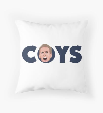 COYS with Harry Throw Pillow