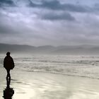 Walking on Dough Mór Beach by Kasia-D