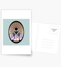 Speaker For The Dead Postcards