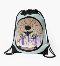 Speaker For The Dead Drawstring Bag
