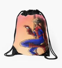 Thank you, Steve Drawstring Bag