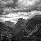 Glacier National Park 4 by Bruce  Dickson
