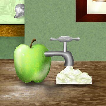 Apple puree by thebigG2005