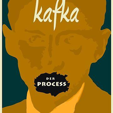 Kafka - Der Process by SUCHDESIGN