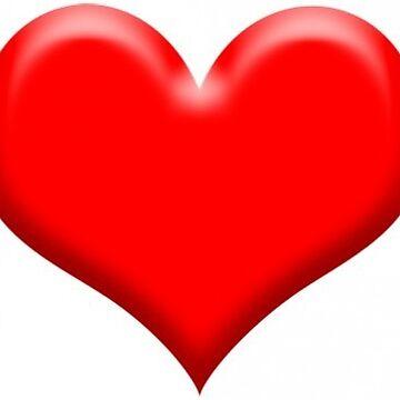 Heart - cuore - heart - amore - love by YolotlAzul