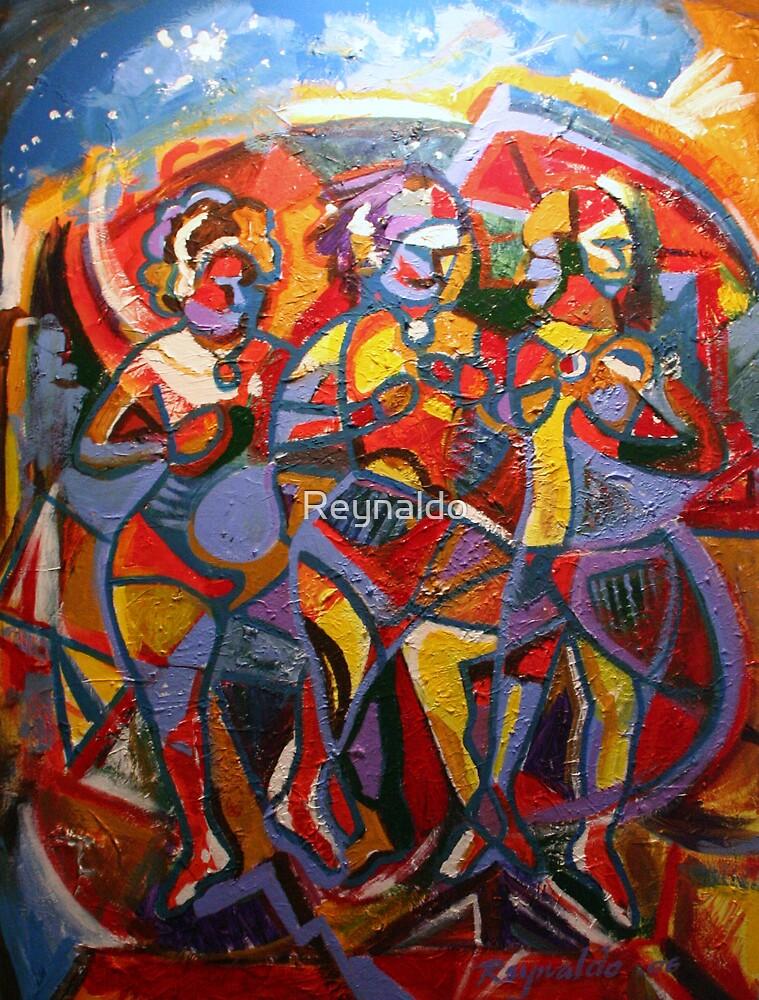 Complexity of Women by Reynaldo