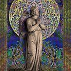 Celtic Angel #1 by LaRoach