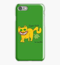 Fart Kat iPhone Case/Skin