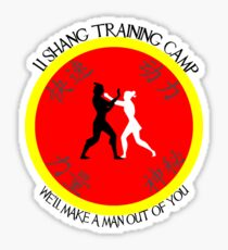 Li-Shang Training Camp Sticker