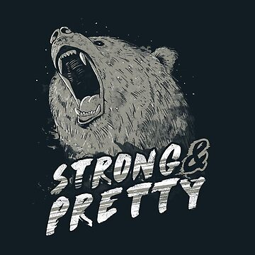 Strong & Pretty by tobiasfonseca