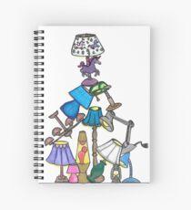 Full Stack #1 Spiral Notebook