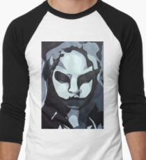 Sinister Zombie- Zombie Girl Painting  T-Shirt