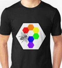 Which Part of the Rainbow? Unisex T-Shirt