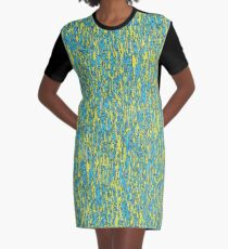 Science Project Graphic T-Shirt Dress