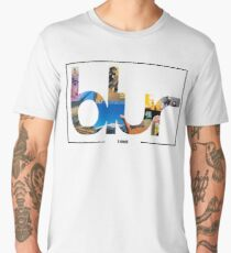 Blur Tshirt Men's Premium T-Shirt