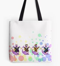 Imagination is best, when it is set free... Tote Bag