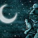 Starry Starry Night by deRoodtDesigns