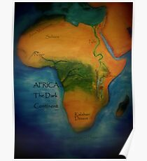 The Dark Continent Poster