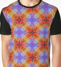 color art blob seamless colorful repeat pattern Graphic T-Shirt