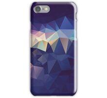Night Polygon iPhone Case/Skin