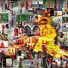Copenhagen Afire by bygeorge