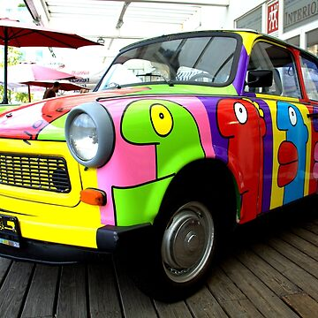 Trabant Art by Paulsr