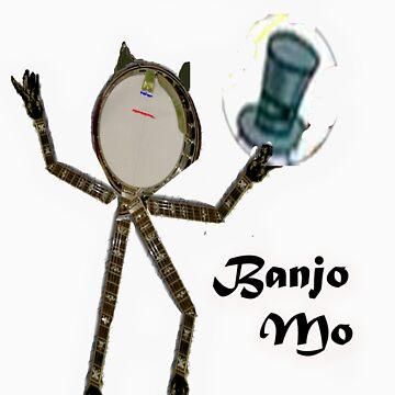 Banjo Mo by RareTexasGifts